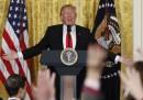 8 cose assurde che ha detto Trump ieri