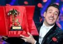 Francesco Gabbani ha vinto Sanremo