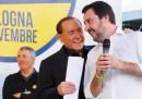Berlusconi dice che Salvini gli dà ragione, in privato
