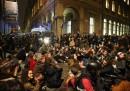 Università: a Bologna ancora cariche e tafferugli