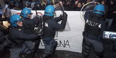 La storia dei tornelli all'università di Bologna