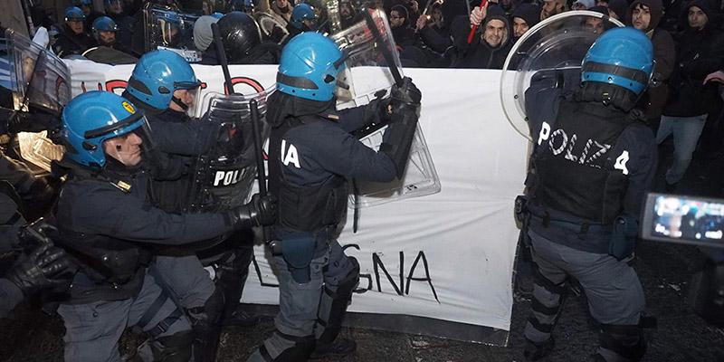 Proteste Bologna
