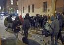 Università: protesta tornelli, scontri a Bologna