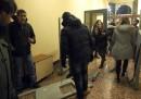 Università: protesta tornelli, tafferugli a Bologna