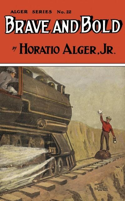 """Horatio Alger è l'autore più legato ai rags-to-riches. Le immagini di ragazzi poveri che cercano di salire sui treni sono tipiche stanno alle copertine dei r-t-r come gli atleti seminudi ai romanzi rosa. Lo stesso Woody Guthrie, quando aveva intitolato la sua biografia """"Bound for Glory"""", aveva istintivamente scelto un titolo r-t-r."""