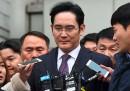 Il capo di Samsung è stato scarcerato, la sua condanna per corruzione è stata sospesa