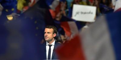 Emmanuel Macron fa sul serio
