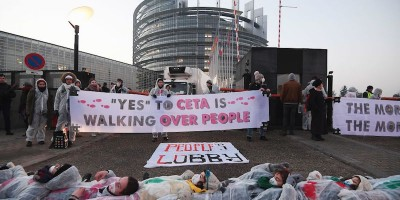 Il Parlamento Europeo ha approvato il CETA