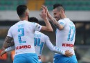 Dove vedere Napoli-Atalanta, in streaming o in tv
