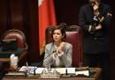 Laura Boldrini non è mio padre