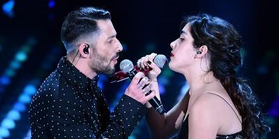 Nesli e Alice Paba, che hanno cantato in coppia a Sanremo