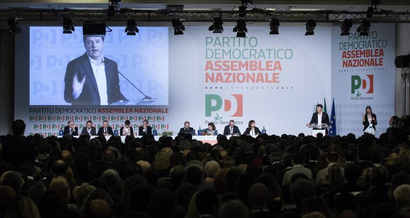L 39 assemblea nazionale del pd in diretta streaming il post for Diretta parlamento oggi