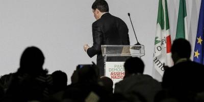 Cosa avrebbe potuto fare Renzi?