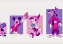 Perché i personaggi dei cartoni animati portano i guanti?
