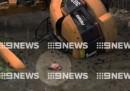 Un uomo australiano è rimasto intrappolato per ore così, e se l'è cavata