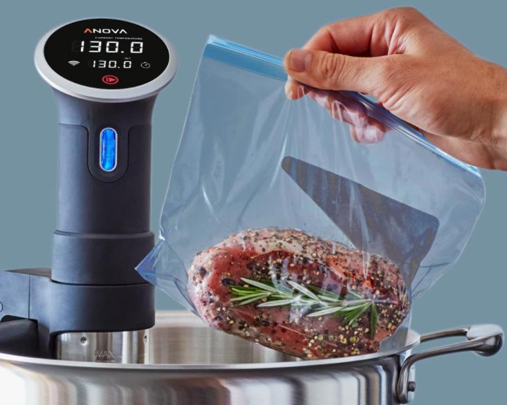 electrolux ha acquisito anova, promettente startup per la cucina ... - Cucinare A Bassa Temperatura