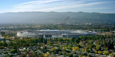 Il nuovo campus di Apple è pronto