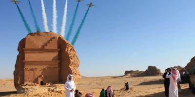 Andreste in vacanza in Arabia Saudita?