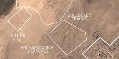 Volete giocare a fare l'archeologo?