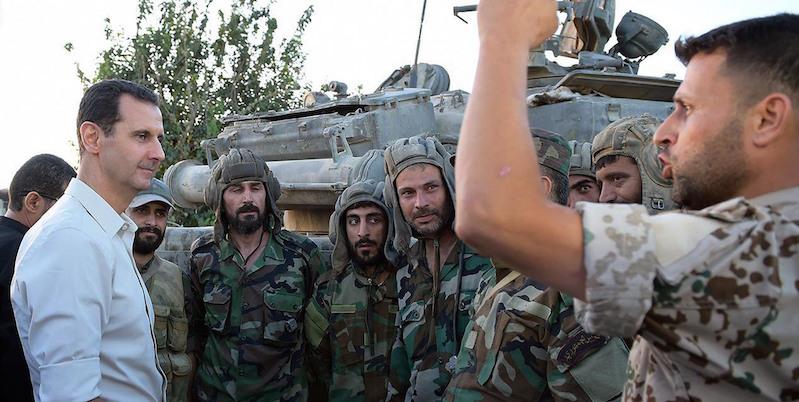 Siria, Amnesty accusa: