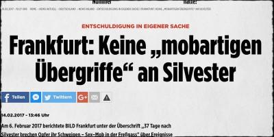 La Bild ha chiesto scusa per un articolo pieno di accuse inventate