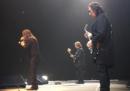 Le foto e i video dell'ultimo concerto dei Black Sabbath