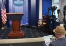 Il New York Times è stato escluso da un incontro con la Casa Bianca
