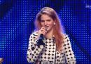 Chiara Galiazzo la prima volta che cantò in televisione