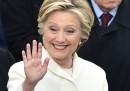 Hillary Clinton si è tolta un sassolino