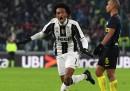 La Juventus ha battuto l'Inter per 1 a 0