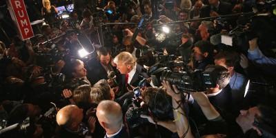 I giornali stanno sbagliando strategia con Trump