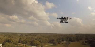UPS sperimenta le consegne coi droni