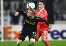 Fiorentina-Borussia Mönchengladbach in tv e in streaming