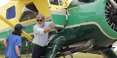 Harrison Ford ha quasi fatto un altro incidente aereo