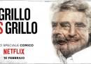 """""""Grillo vs Grillo"""" è da oggi su Netflix Italia"""