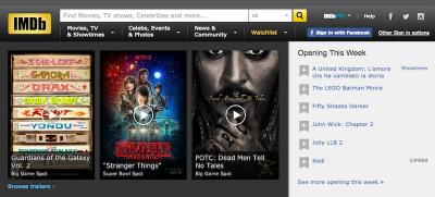 IMDb chiude i commenti