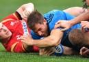 L'Italia di rugby ha perso contro il Galles