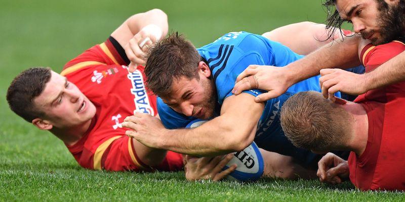 Rugby: 6 Nazioni, la solita Italia crolla dopo un'ora