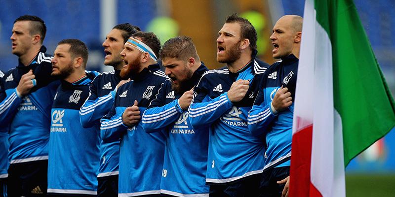 Rugby 6 Nazioni: Italia-Irlanda 10-63, IL TABELLINO