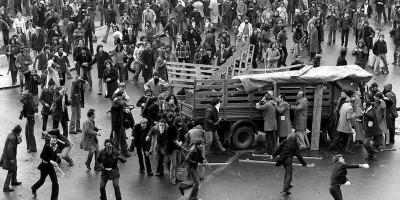 La volta che contestarono Luciano Lama, nel '77