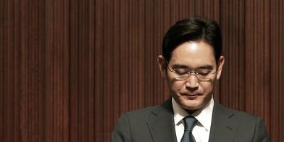 Il capo di Samsung è stato arrestato