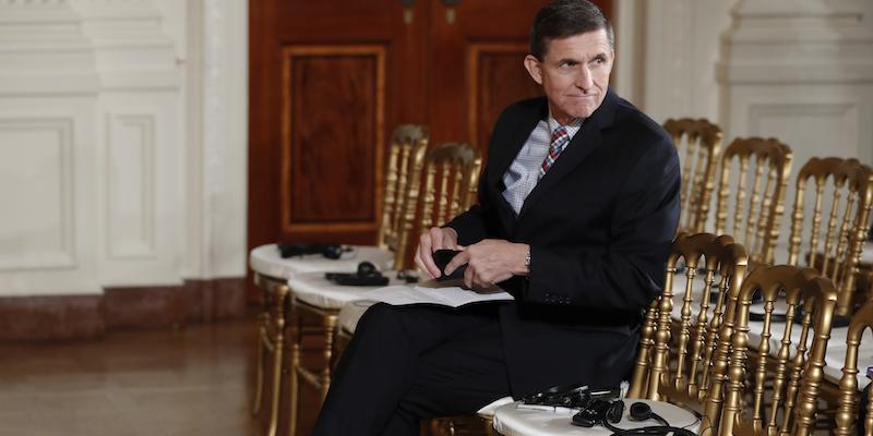 Trump: Flynn si dimette da segretario per la sicurezza