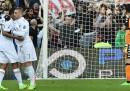Serie A, partite e risultati della 26esima giornata