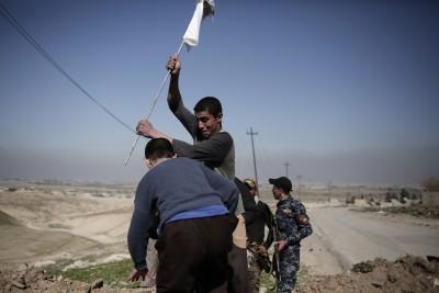 Abu Saif, Iraq