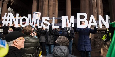 "Il ""muslim ban"" rimane sospeso"