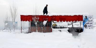 In Afghanistan sono morte più di cento persone a causa della neve