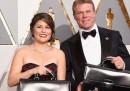 Le uniche due persone che sanno già chi ha vinto l'Oscar