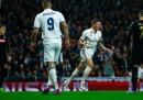Il Real Madrid ha battuto il Napoli 3-1