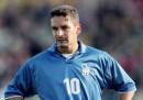 Ah, da quando Baggio non gioca più