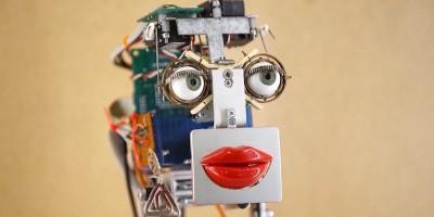 A Londra c'è una grande mostra sui robot, dall'inizio dei robot